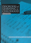 Disorders of learning in childhood