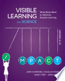 Visible Learning for Science  Grades K 12