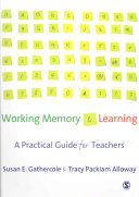 Working Memory And Learning book