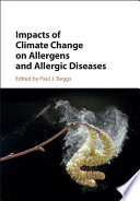 Impacts Of Climate Change On Allergens And Allergic Diseases book