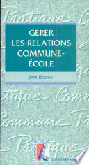 G  rer les relations commune   cole