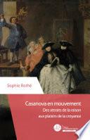 Casanova en mouvement