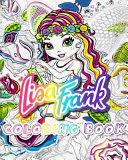 Lisa Frank Coloring Books
