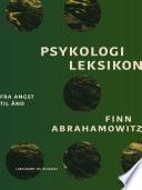 Psykologileksikon – fra angst til ånd