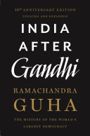 India After Gandhi  The History of the World s Largest Democracy