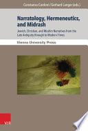 Narratology Hermeneutics And Midrash