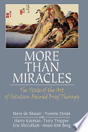 More Than Miracles