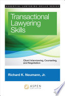 Transactional Lawyering Skills