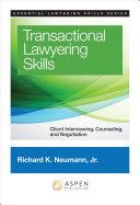 Transactional Lawyering Skills