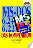 MS-DOS 6.2 + 6.22