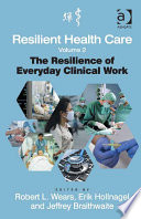 Resilient Health Care  Volume 2