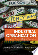 Industrial Organization  Theory and Applications  5th Edition