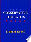 Conservative Thoughts