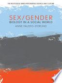 Sex Gender