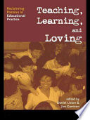 Teaching  Learning  and Loving