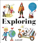Exploring : and then moves into exploring your garden...