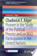 Chadwick F  Alger