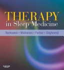 Therapy in Sleep Medicine E-Book