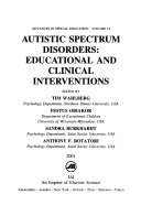 Advances In Special Education book