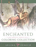 Enchanted   Magical Forests Coloring Collection