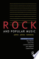 Rock and Popular Music