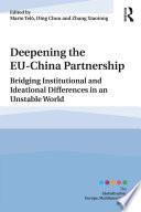 Deepening the EU China Partnership