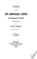 Vita del Ven. G. Ancina ... Vescovo di Saluzzo