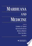 Marihuana and Medicine