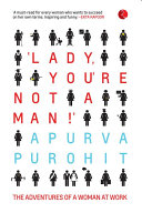 download ebook 'lady, you're not a man!' pdf epub