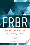 FRBR  Before and After