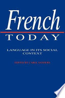 French Today