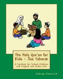 The Holy Qur'an for Kids - Juz Tabarak