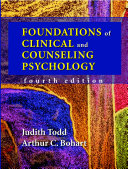 Foundations of Clinical and Counseling Psychology Authoritative Yet Accessible Text Equips