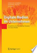 Digitale Medien im Unternehmen