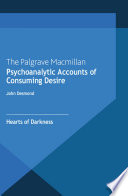Psychoanalytic Accounts of Consuming Desire