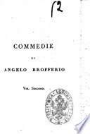 Commedie di Angelo Brofferio