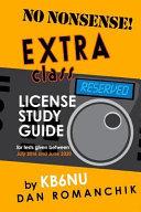 No Nonsense Extra Class License Study Guide