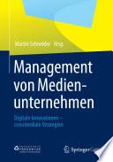 Management von Medienunternehmen