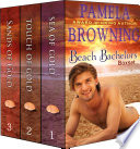The Beach Bachelors Boxset  Three Complete Contemporary Romance Novels in One
