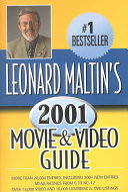 Leonard Maltin's Movie and Video Guide 2001