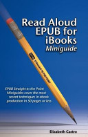 Read Aloud EPUB for IBooks