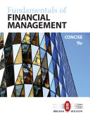 download ebook fundamentals of financial management, concise edition pdf epub