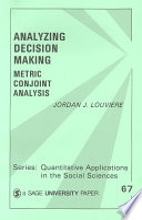 Analyzing Decision Making