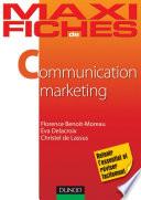 Maxi Fiches de Communication marketing