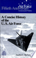 A Concise History of the U  S  Air Force