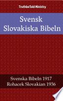 Svensk Slovakiska Bibeln