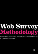 Web Survey Methodology