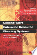 Second Wave Enterprise Resource Planning Systems