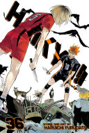 Haikyu!!, Vol. 36 : a birdcage, but they break free with a...