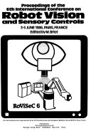Proceedings of the 6th international conference on robot vision and sensory controls
